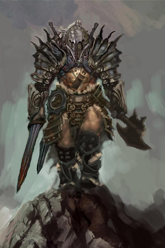 barbarian diablo 3 armor - photo #6