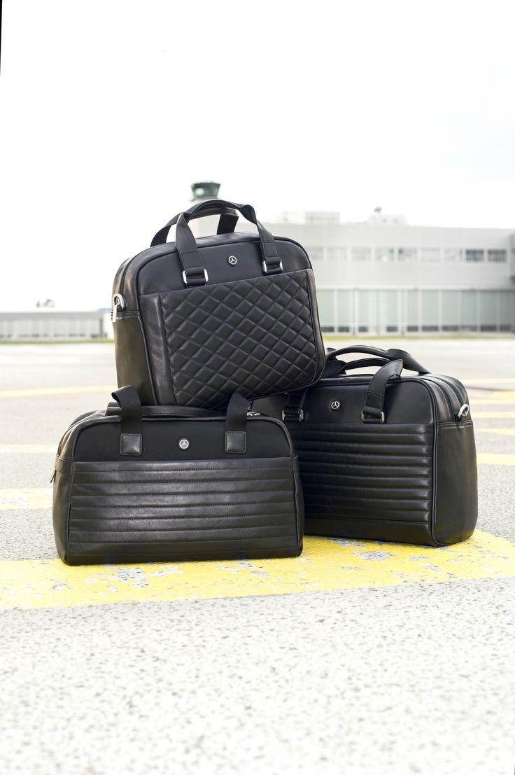 Mercedes bavul takımı