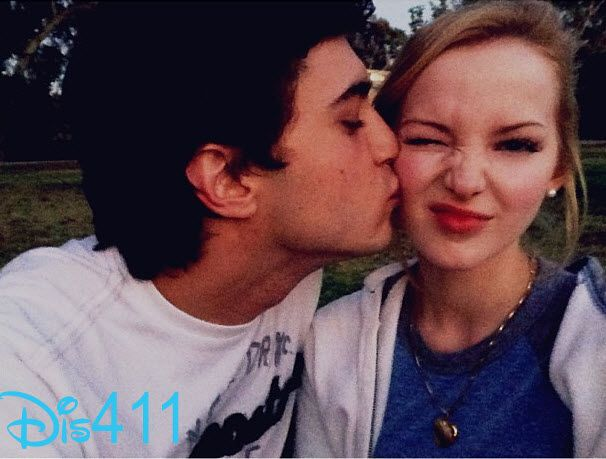 Dove Cameron And Ryan McCartan Are Dating  they are so cute together