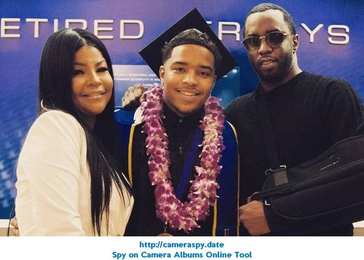 Puff Daddys eldest son has graduated from college.The 46-year-old rapper - real name Sean Combs - is beaming with parental pride after his child J...
