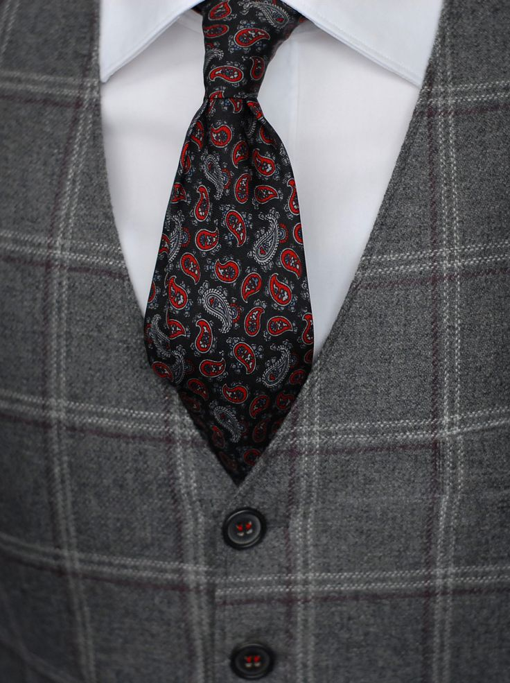 Custom-Made Waistcoat for Mr. Alexandru M. in Bucharest