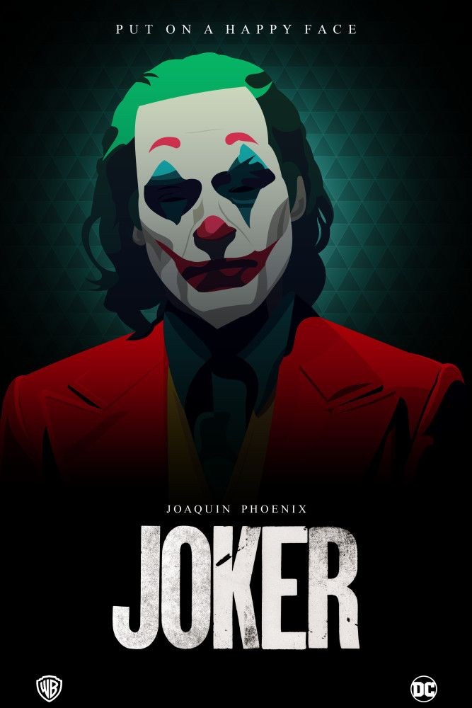 The Joker 2019 Joker Poster Joker The Joker Illustration