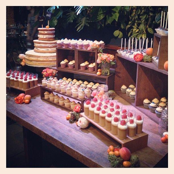 Wedding Dessert Ideas: Best 25+ Rustic Dessert Tables Ideas On Pinterest