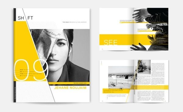 Editorial design inspiration buscar con google for Designs magazine
