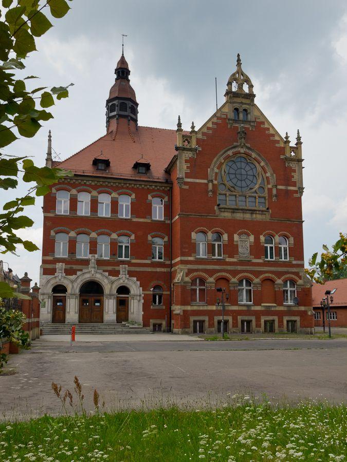 Mickiewicz High School, Katowice, Poland