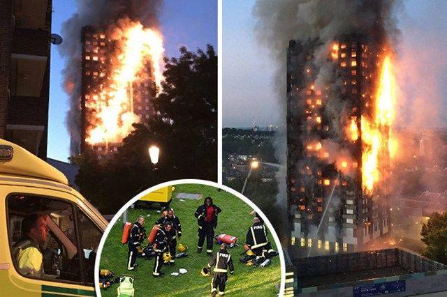 """Die Londoner Polizeibehörde Metropolitan Police (Met) gab am Montag bekannt, dass """"etwa 80"""" Menschen beim Brand im Grenfell Tower umgekommen seien. Die Polizei gibt an, dass der erste Teil ihrer St…"""
