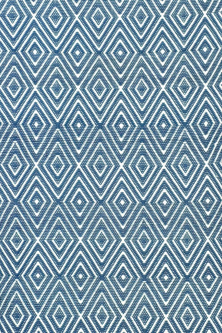 70 best rugs images on pinterest area rugs rugs usa and indoor dash albert diamond denimwhite indooroutdoor rug by dash albert rugs baanklon Gallery