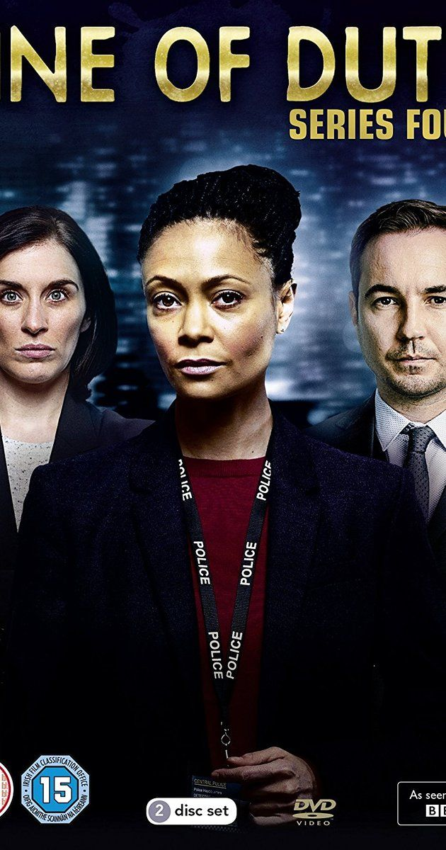 Line of Duty - Created by Jed Mercurio.  With Vicky McClure, Adrian Dunbar, Martin Compston, Craig Parkinson. DS Steve Arnott is transferred to the police anti-corruption unit after the death of a man in a mistaken shooting during a counter-terrorist operation.
