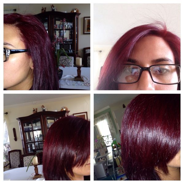 L Oreal Excellence Hicolor Red Hot No Bleach My Next