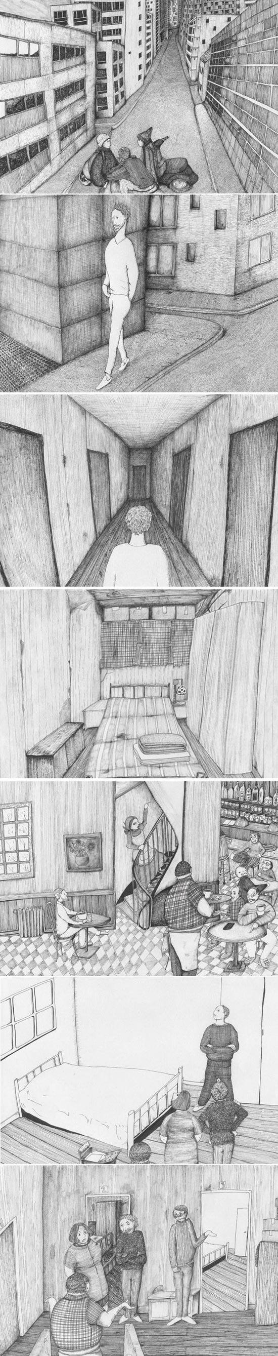 http://www.boumbang.com/lili-wood/ Lili Wood, projet insitus ©