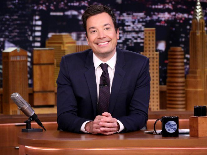 Ariana Grande, Emma Stone are the most-watched Fallon videos  In honor of Jimmy Fallon's Internet milestone - The Tonight Show surpassed 13 million subscribers on YouTube - the video platform compiled the channel's five highest-viewed clips, and music-related one take the top four spots.