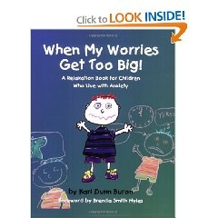 All kids have worries.  Some more than others.  Some WAY more than others. I have one of the Way more's.  This book can help all of them.  I would say the age to really start using it is 3+ and to start doing some of the interactive workbook pages is 5+ but with the wonderful images and social stories any age can benefit.