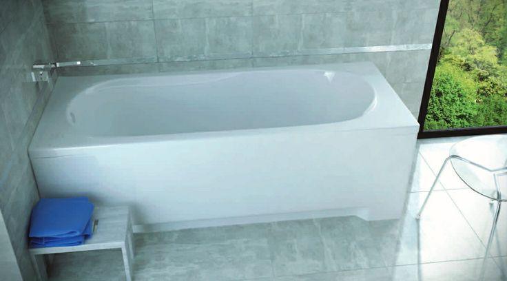 Wanna akrylowa BONA Polski produkt #bathtub
