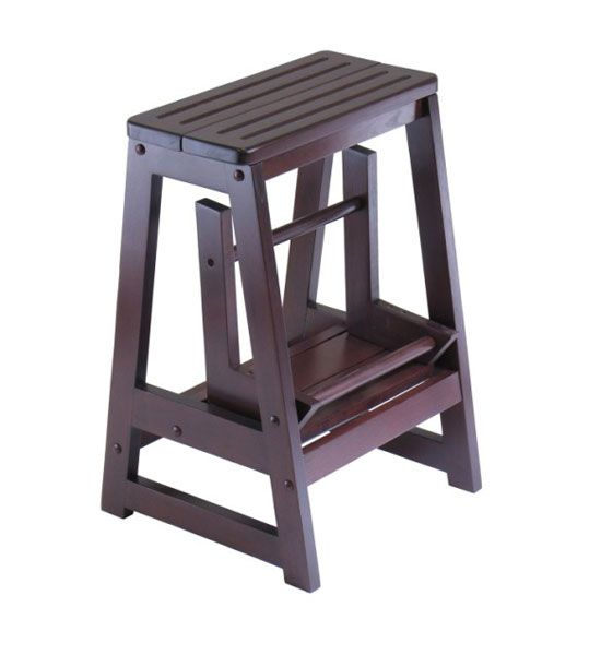 Wooden Folding Step Stool Woodworking Projects Amp Plans