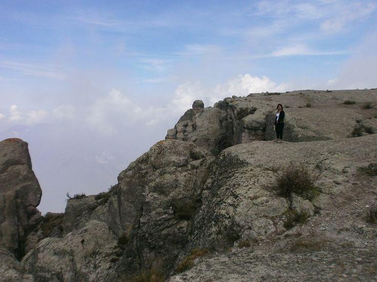 Caminando con las nubes, Marcahuasi - Lima