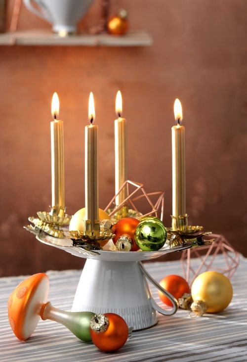 adventskranz advent wreath christmas awesomeness from. Black Bedroom Furniture Sets. Home Design Ideas