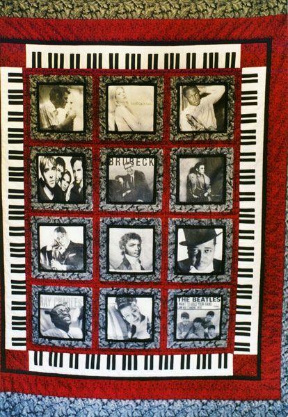 523 Best Images About Quilts Music On Pinterest Quilt
