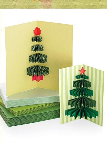 Biglietto di Natale_albero