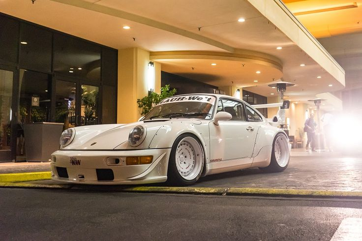 Hollywood in Vegas – auf der Jagd nach einem RWB! | KW Automotive Blog
