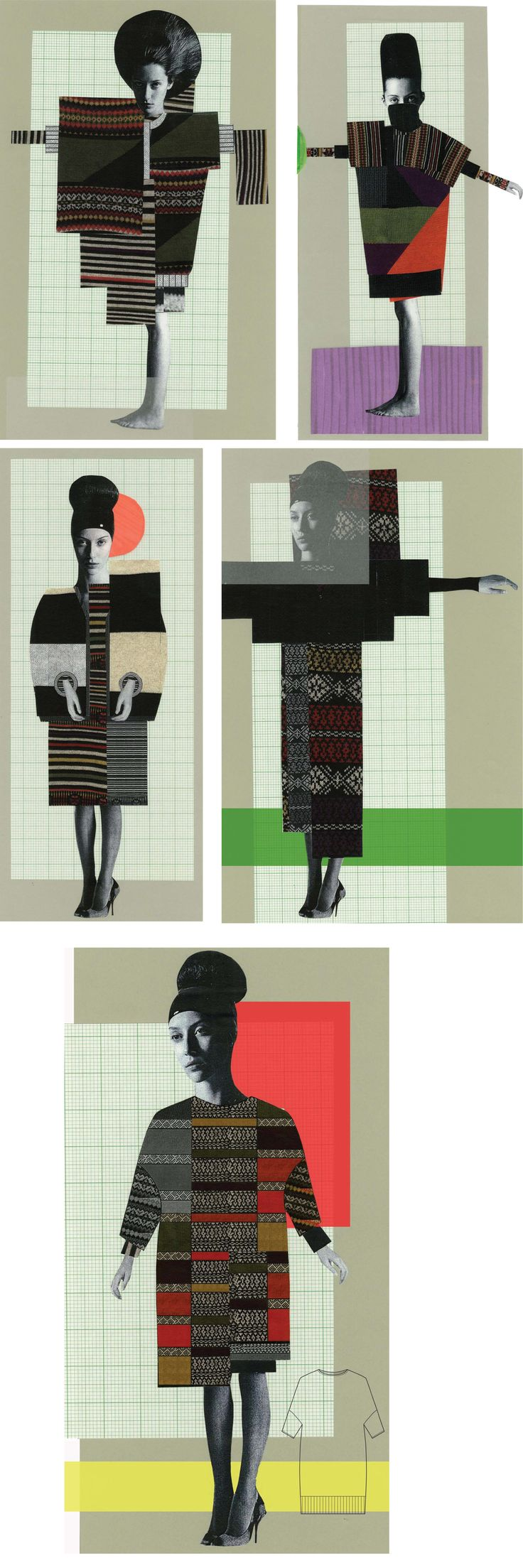 Hannah Louise Buswell, 22. Ravensbourne College of Design & Communication, BA Fashion Graduate 2009.
