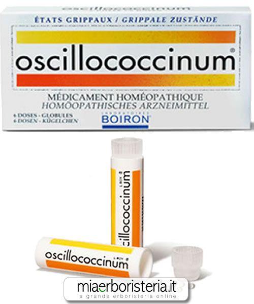 oscillococcinum boiron vaccino omeopatico miaerboristeria.it