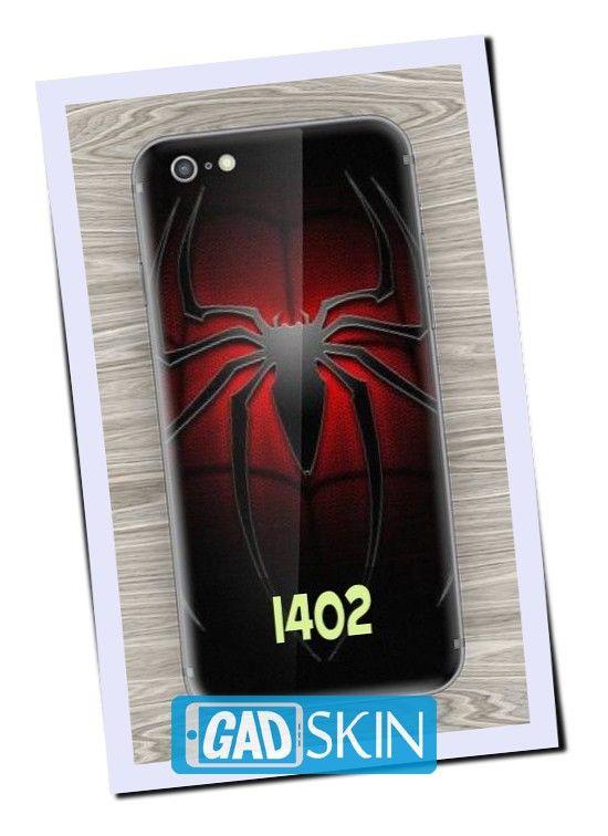 http://ift.tt/2cOd2yO - Gambar Spiderman 1402 ini dapat digunakan untuk garskin semua tipe hape yang ada di daftar pola gadskin.