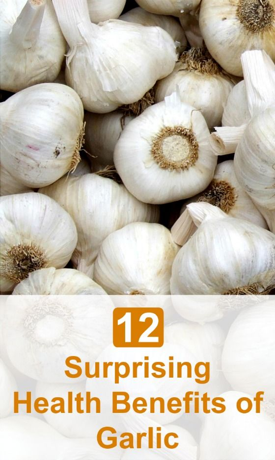 Garlic is well known as a natural health remedy that has long been used to treat various ailments. Here are 12 Surprising Health Benefits of Garlic #natural health #litevibe