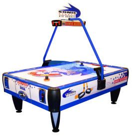 42 best air hockey tables air hockey machines images on pinterest sega sonic all stars air hockey table 2 to 4 players from sega amusements greentooth Choice Image