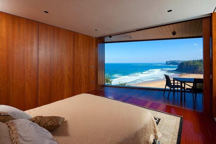 Особняк Serpentine на берегу океана в Сиднее - Дизайн интерьеров | Идеи вашего…