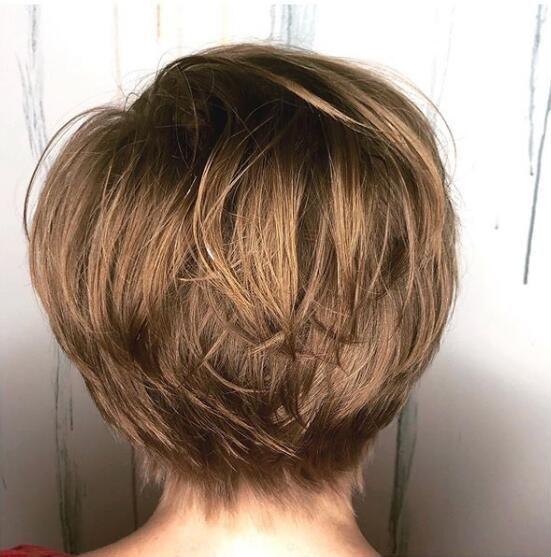 35+ Coolste Ideen für kurze Frisuren, die Sie im Jahr 2020 sehen müssen - Seite 18 von 37 - Frisuren führen