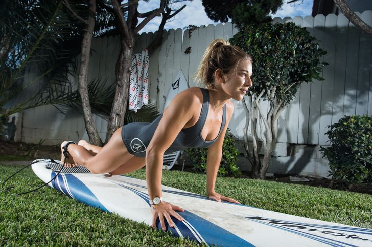 Surfing tutorial from Coco Ho