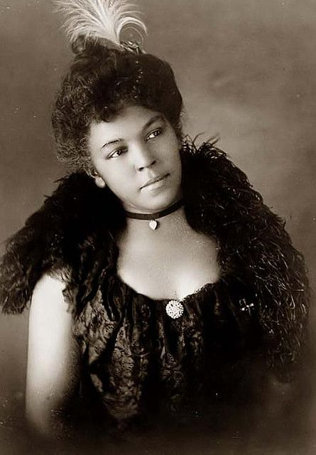 Beautiful Black Woman By History Album Via Flickr
