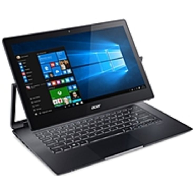 Acer Aspire R7-372T-74B3 13.3 Touchscreen LCD Notebook - Intel Core i7 i7-6500U Dual-core (2 Core) 2.50 GHz - 8 GB LPDDR3 - 512 GB SSD - Windows 10 Home 64-bit - 1920 x 1080 - In-plane Switching (IPS) Technology - Intel HD Graphics 520 LPDDR3 - Bluetooth