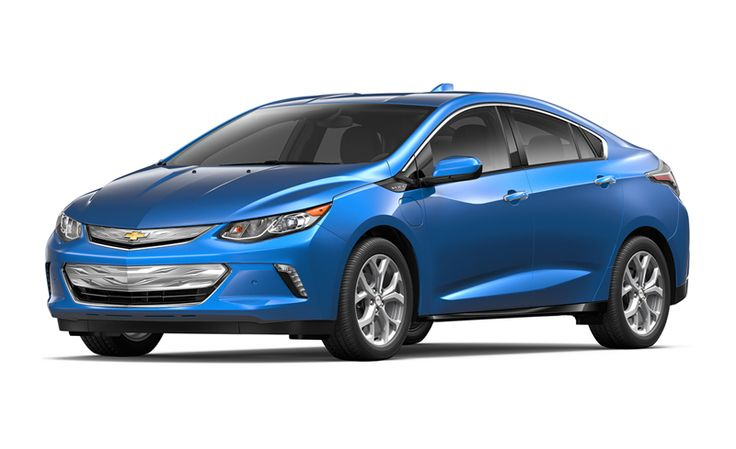Chevrolet Volt Wins Best Hybrid Car of 2016 | Car and Driver