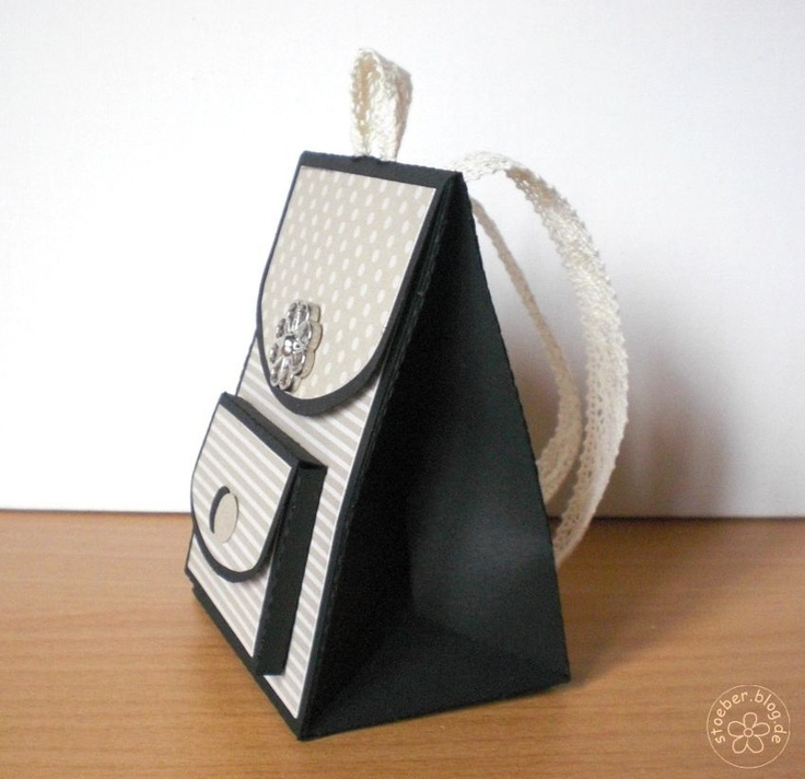 stampin up, Backpack