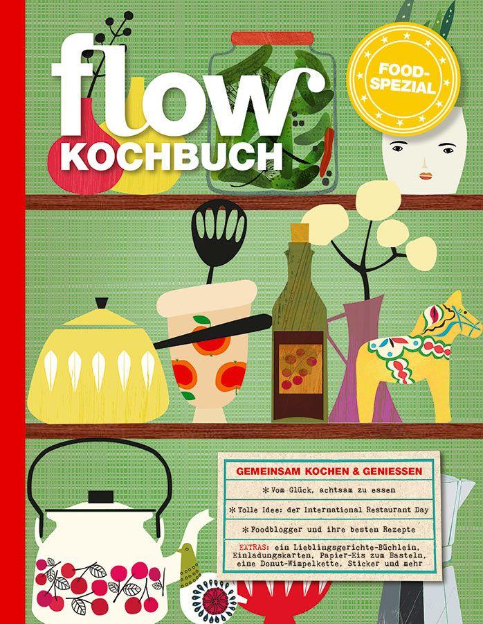 Das Flow-Kochbuch | Flow-Magazin.de