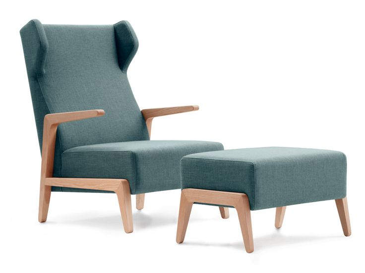 Armchair With Headrest BOOMERANG CHILL By SANCAL DISEÑO Design Quim Larrea  · QuimLounge ChairsArmchairs