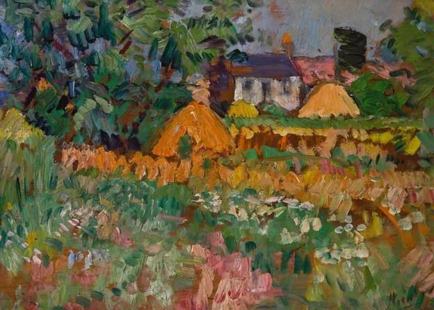 Fife Pastoral by George Leslie Hunter (1877–1931 ...