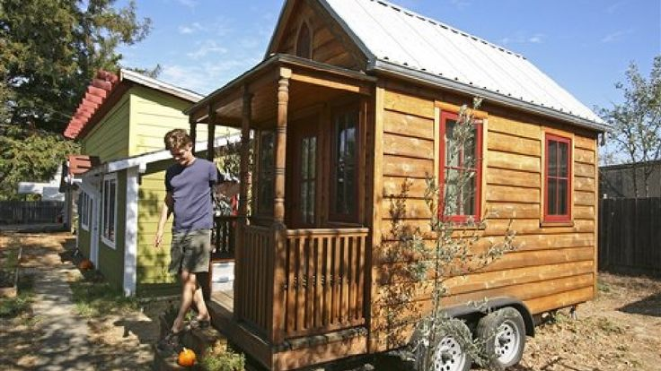 Locals say tiny houses are a trending solution to decreasing the homeless population in cities cross the country. Now they want to bring them to Chattanooga.Allan Cantrell works doing home renovations on a daily basis.The house he's working on this week a