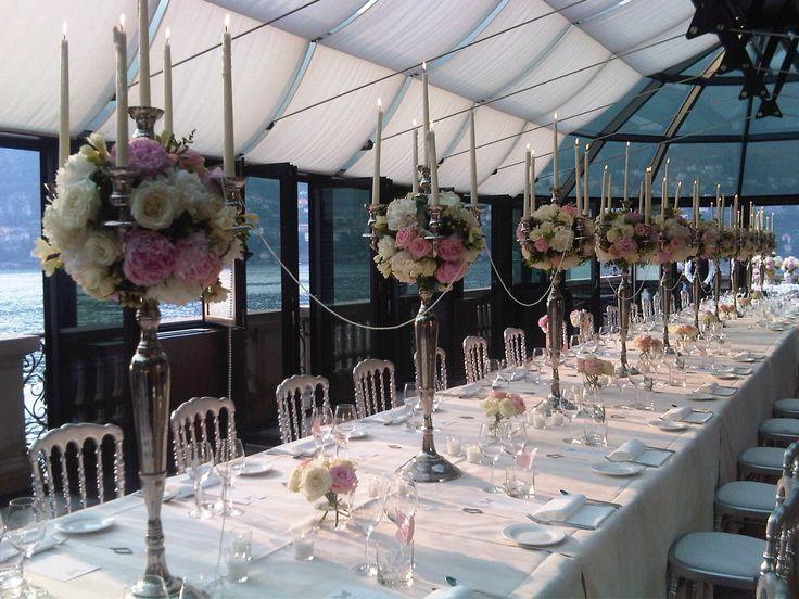 Wedding Lunch at Giardino dei Sapori