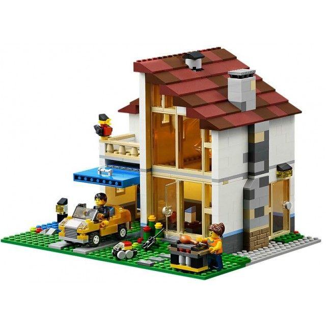 31012 Casa de Família   Lego Creator