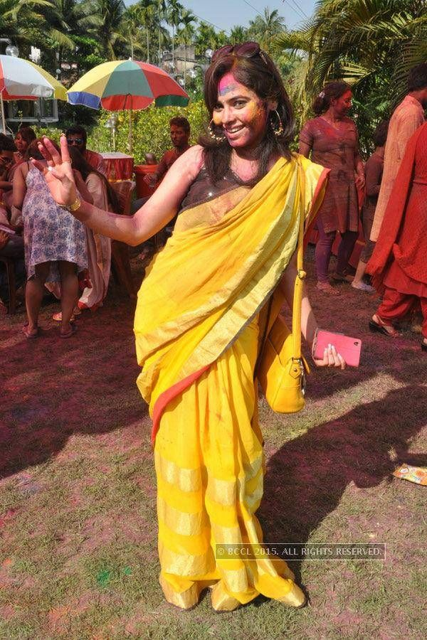 In Pics: Tollywood's Holi party - Times Of India