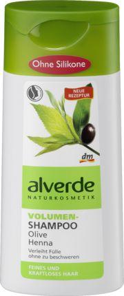 Alverde Volumen-Shampoo, € 1,95
