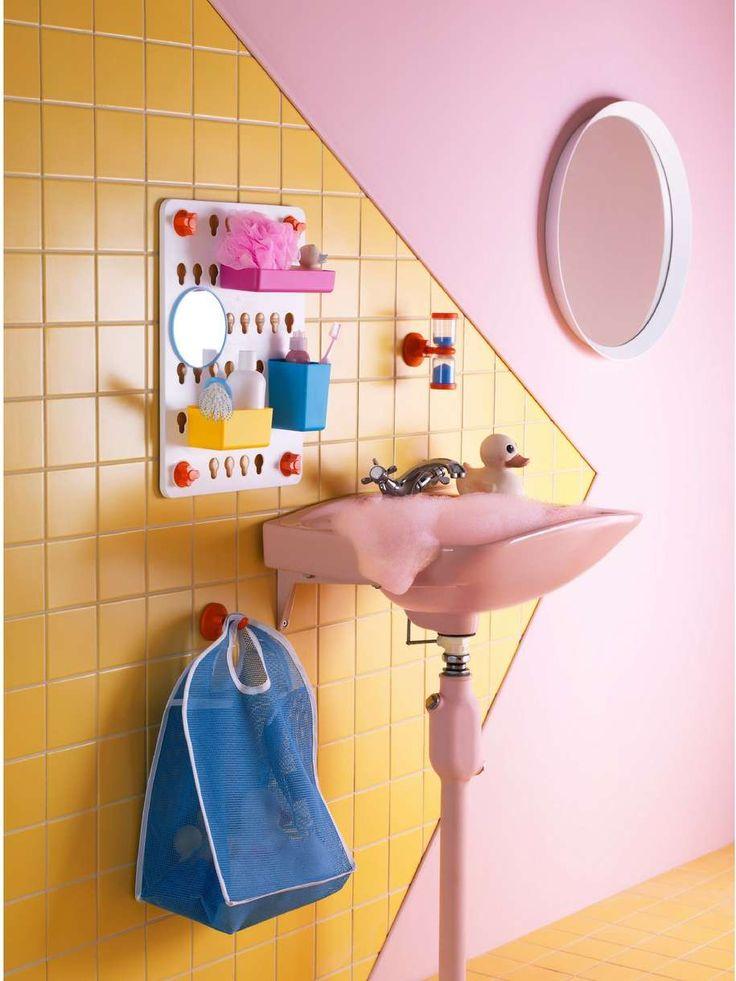 comment garder sa salle de bain bien rang e salle de bains pinterest ranger salle de. Black Bedroom Furniture Sets. Home Design Ideas