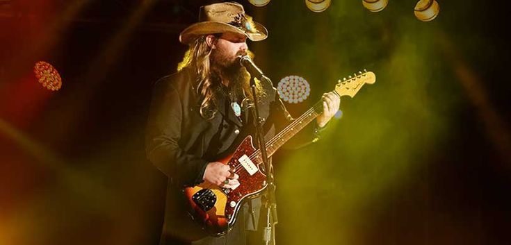 Chris Stapleton Tickets & Tour Dates | Vivid Seats