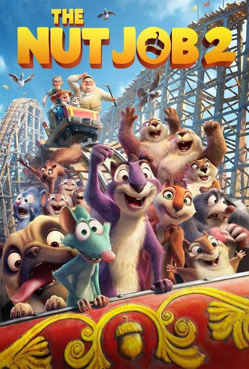The Nut Job 2: Nutty by Nature (2017) Full Movie Streaming HD