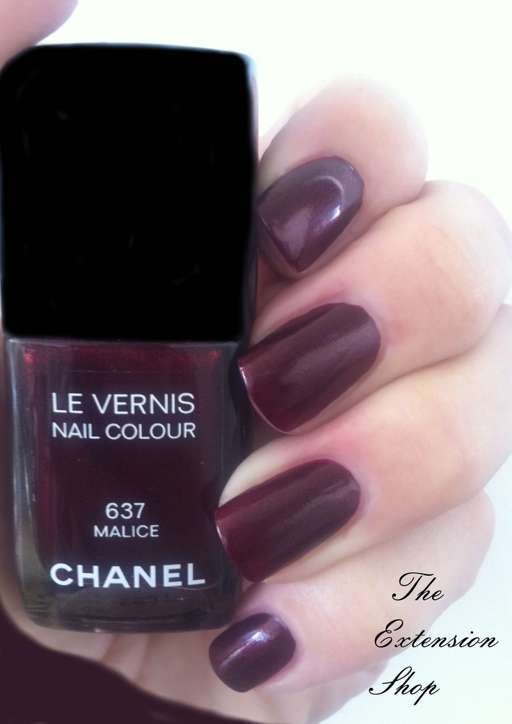 Chanel polishes
