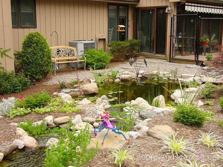 Best 25 Fish Pond Gardens Ideas On Pinterest Pond Ideas
