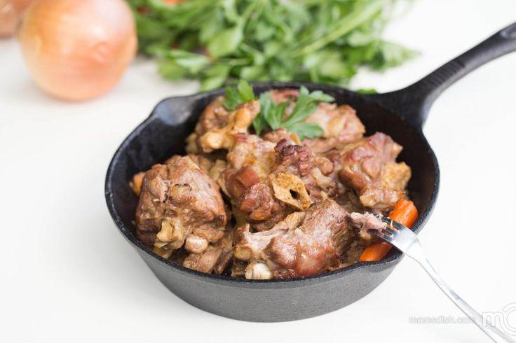Turkey Necks Recipe   Mom's Dish