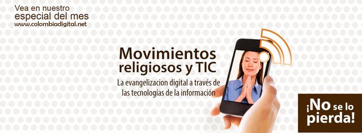 Movimientos religiosos y TIC
